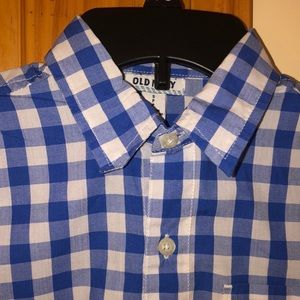 Boys Old Navy Button Down Top